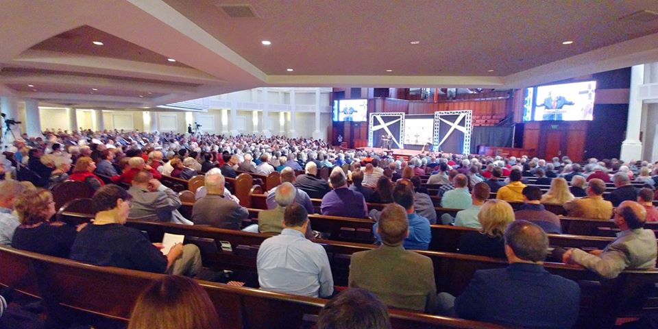 Today I Skipped the WCA's Unashamed Conference